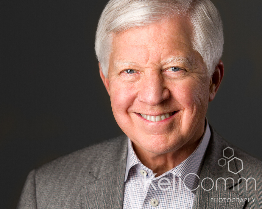 Bill George KeliComm Headshot