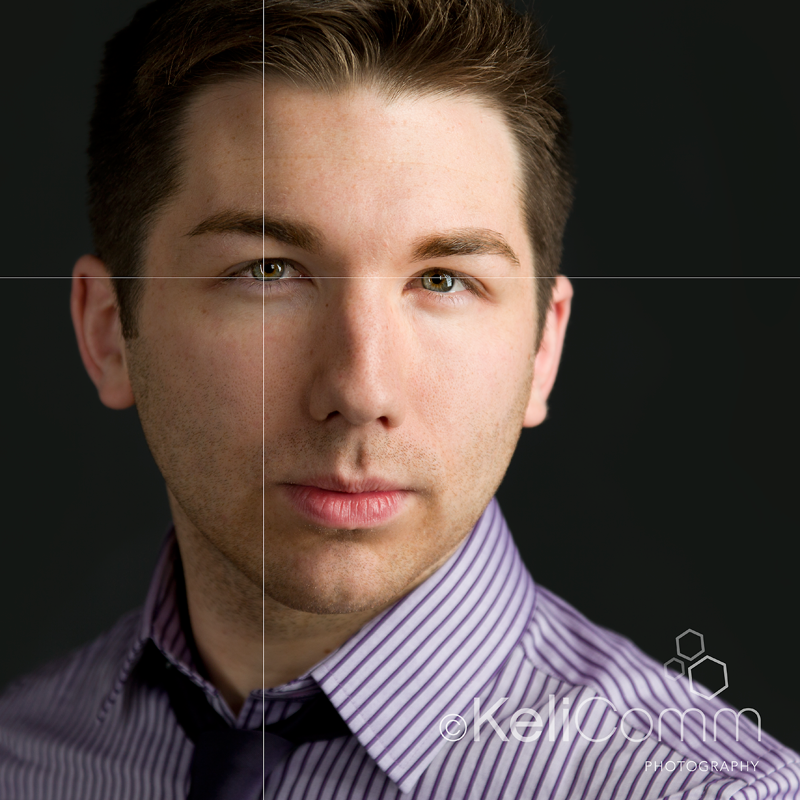 KeliComm Headshots golden mean